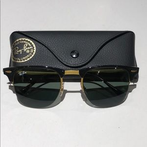 Ray-Ban CLUBMASTER Light Ray RB 8056